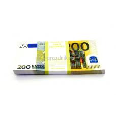 Деньги для выкупа 200 евро