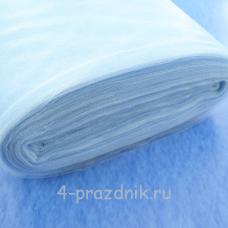 Фатин мЯгкий в рулоне голубой fat020