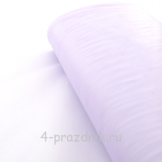 Фатин мЯгкий в рулоне светло сиреневый fat023
