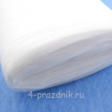 Фатин мЯгкий в рулоне белый fat025