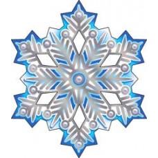 Снежинка 113-48-M