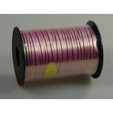 "Лента ""NARK ISS"" бабина с зол.пол.0,5*250 розовая(S16) 74001"
