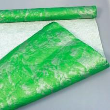 Бумага жатая Делюкс Польша св.зеленый  в рулоне 70см*5м 20рул/тм 75520