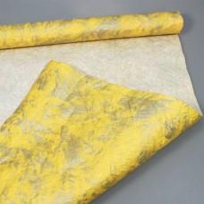 Бумага жатая Делюкс Польша желтый  в рулоне 70см*5м 20рул/тм 75523