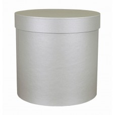 Коробка Цилиндр Серебро КТ 13,5*13,5 1 шт.