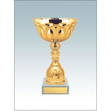Кубок KM1588a с чашей высота 26 см medali-km1588a