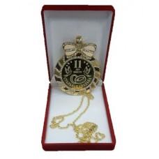 """Медаль со стразами в коробочке """"Стальная свадьба"""" medali-26698641"""