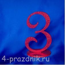 Нумерация праздничных столов в красном исполнении (от 1-до8) 1883-kr