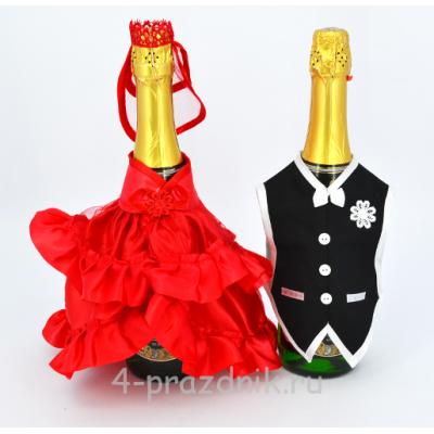 Одежда на шампанское sam024