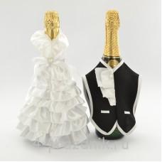 Одежда на шампанскоебелого  цвета sam057