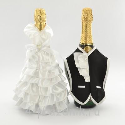 Одежда на шампанскоебелого  цвета sam057 оптом