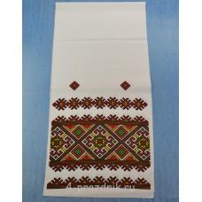Рушник с традиционным орнаментом A101