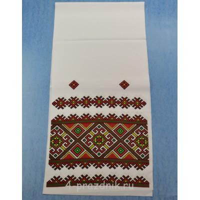 Рушник с традиционным орнаментом A101 оптом