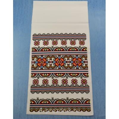 Рушник с традиционным орнаментом A102 оптом