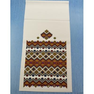 Рушник с традиционным орнаментом A103 оптом