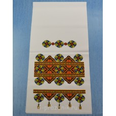 Рушник с традиционным орнаментом A105
