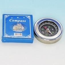 60-7 Компас круглый 55*13 мм металлический
