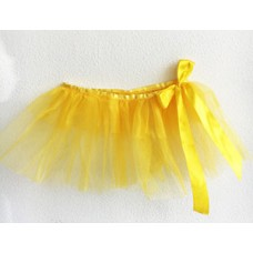 Юбка-пачка детская желтая 61591
