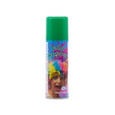 Спрей-краска д/волос зеленый 125мл/V