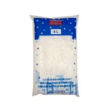 Снег Хлопья прозрачный 4л/V 60410