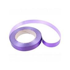 Лента 20ммХ50м тиснение дерево фиолетов