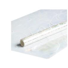 Пленка прозрачная Узоры 0,7х7,5м