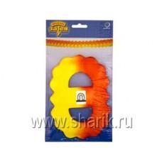 Гирлянда Декор 3,6м оранжево-желтая 68062