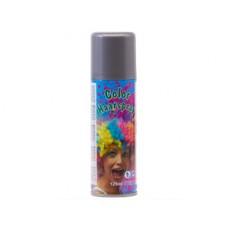 Спрей-краска д/волос серебряный 125мл/V