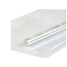Пленка прозрачная Полоски 0,7х7,5м