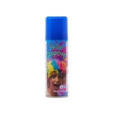 Спрей-краска д/волос синий 125мл/V