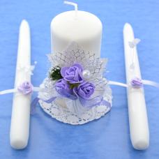 Свечи свадебные sve001