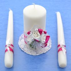 Свечи свадебные sve002