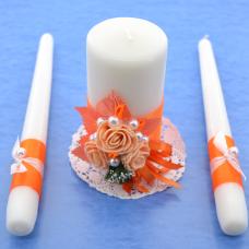 Свечи свадебные sve003