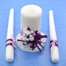 Свечи свадебные sve012