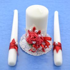 Свечи свадебные sve013