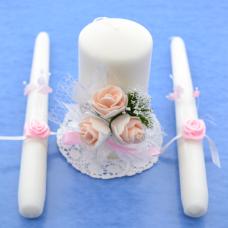 Свечи свадебные sve014