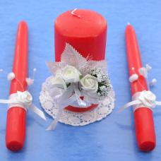 Свечи свадебные sve016