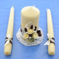 Свечи свадебные sve017