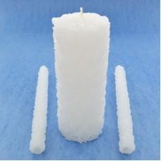 Набор свадебных свечей, белый sve065
