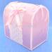 Сундук для сбора денег большой розовый