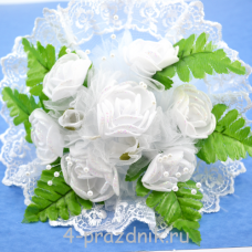 Букет дублёр невесты bukn025
