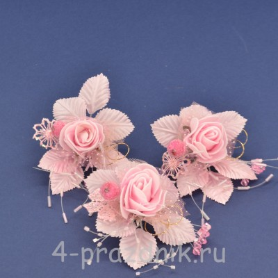 Бутонерки розовые but005 оптом