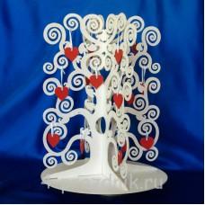 Свадебное дерево пожеланий, объемное 1298